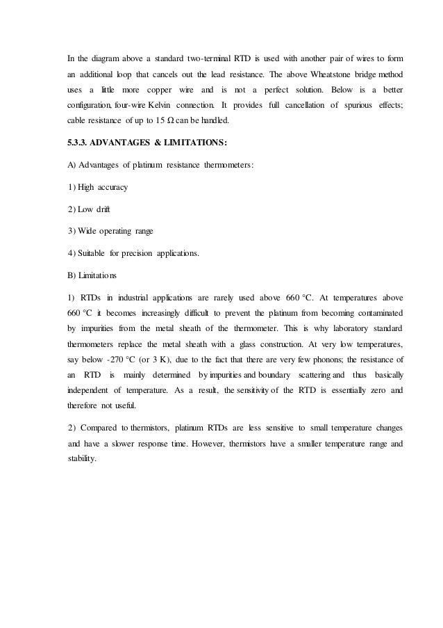 advantages limitations & applications of kelvin bridge