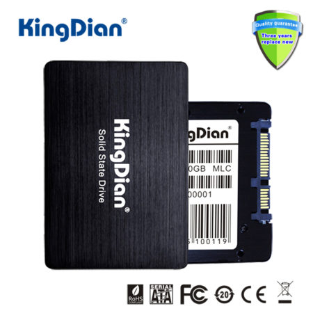 application server ssd or hdd