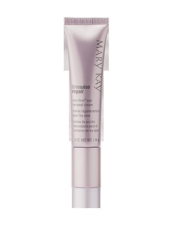 mary kay eye cream application