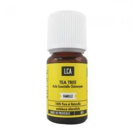 huile essentielle melaleuca pure application peau