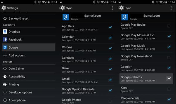 android edit application data folder