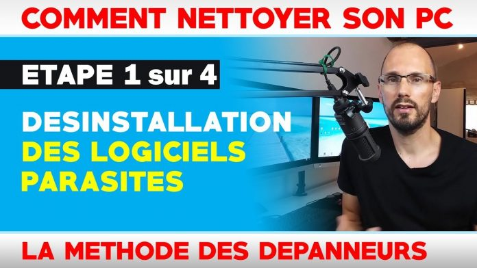 application nettoyer au demarrge android