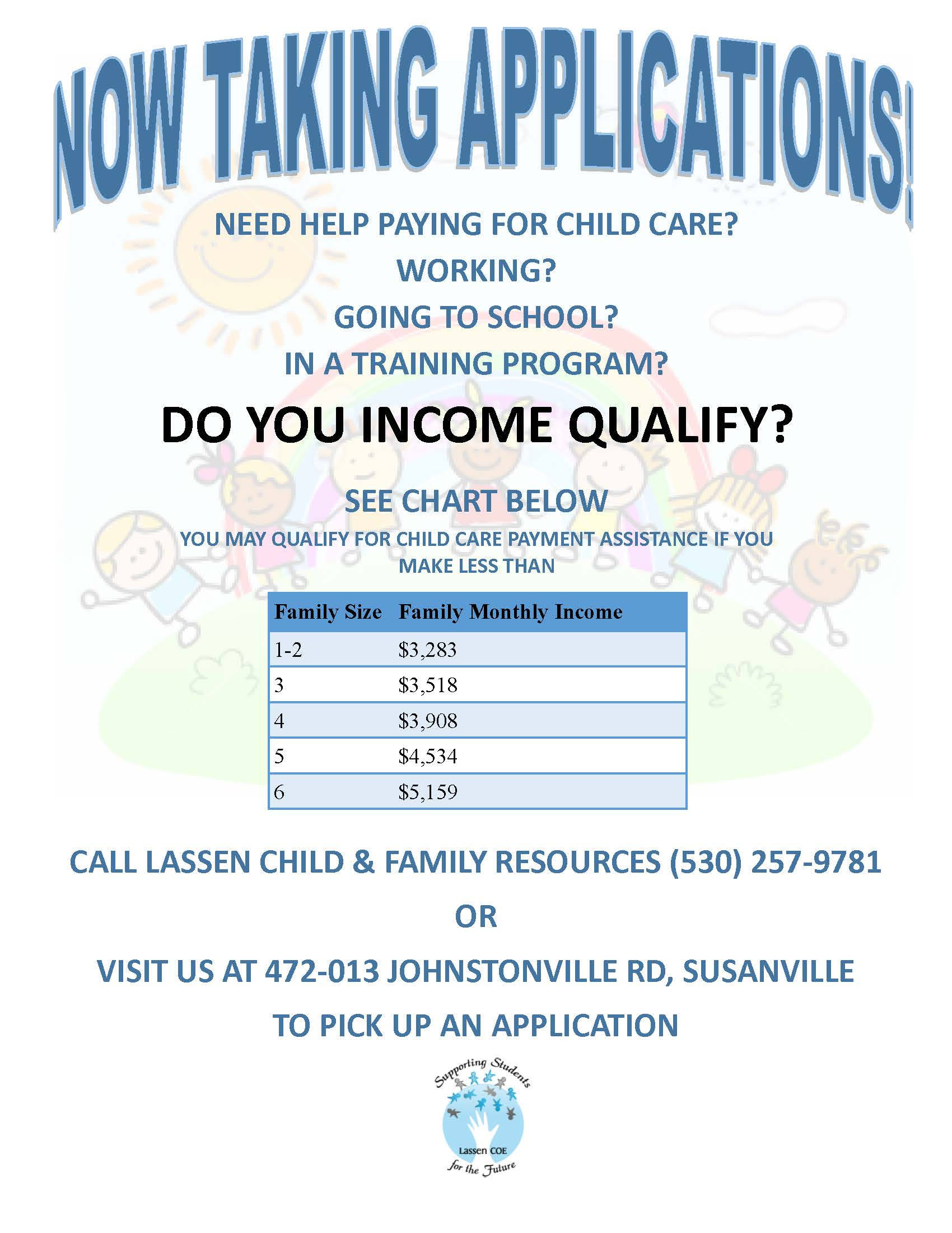 application for child assistance payments quebec