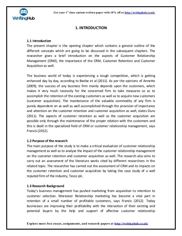 research proposal grad school application