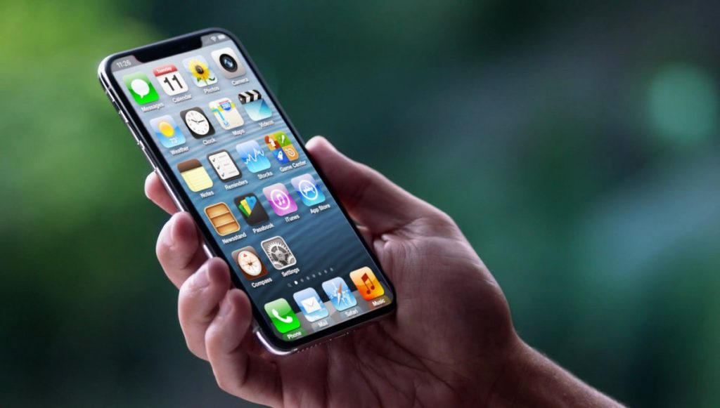 application plans iphone pas de son