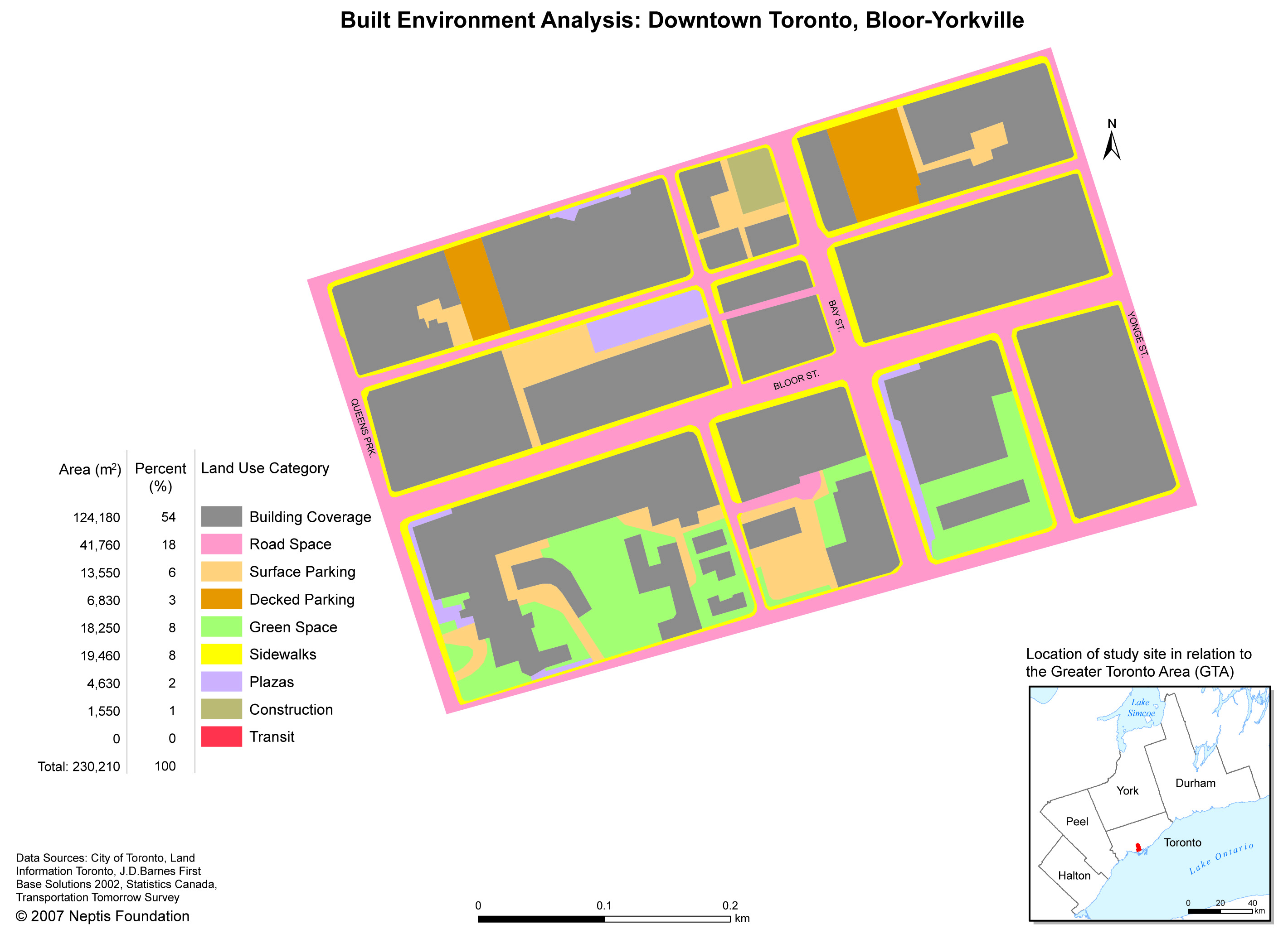 toronto transit wheel trans application