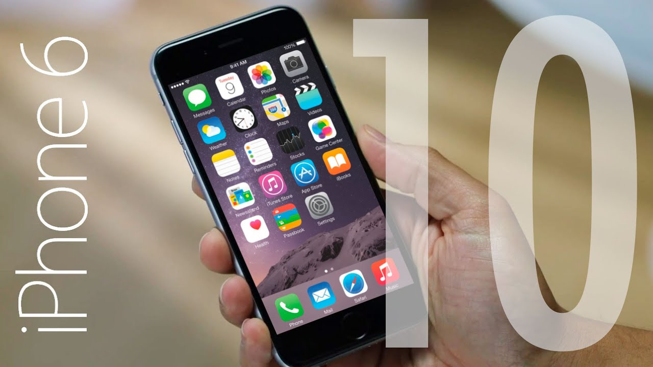 top application iphone 6 plus