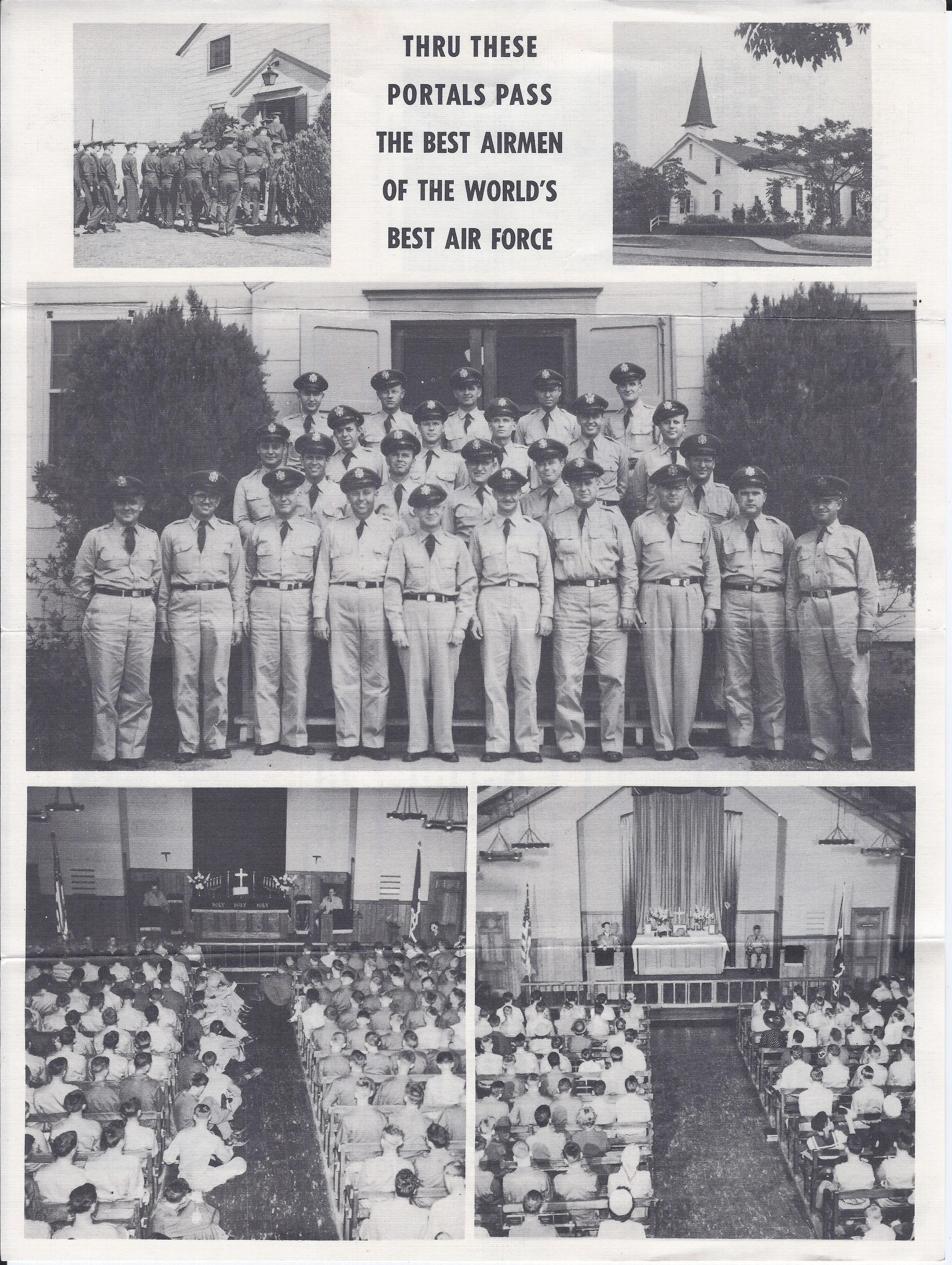 air force military chaplain application