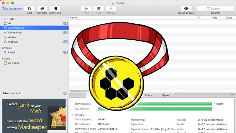 what is the best torrent application for mac