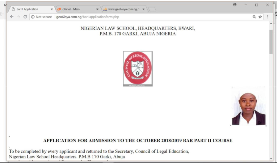 dalehousie law school application registation
