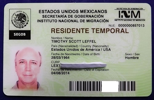 application for a permanent resident card never received