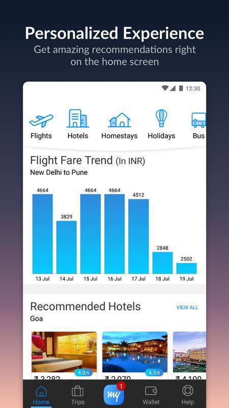 download flight reservation application for testing