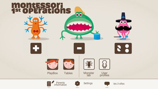 application android addition soustraction enfant
