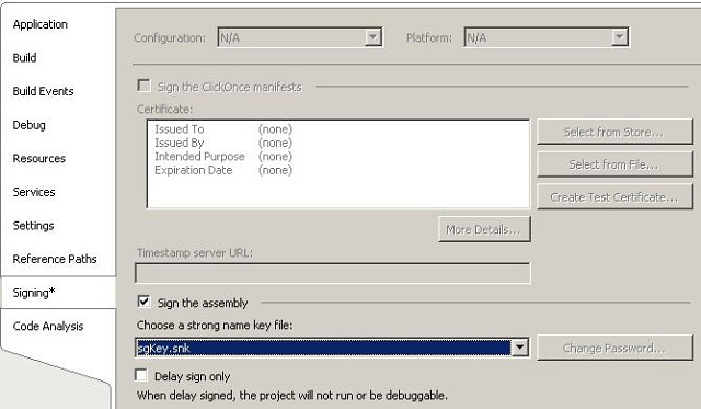 ms access save as application