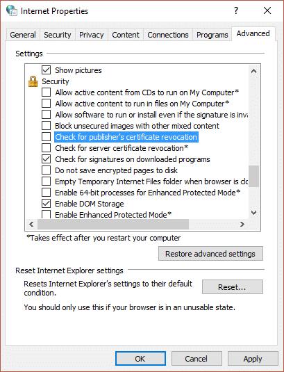 server error in ecp application after certificate