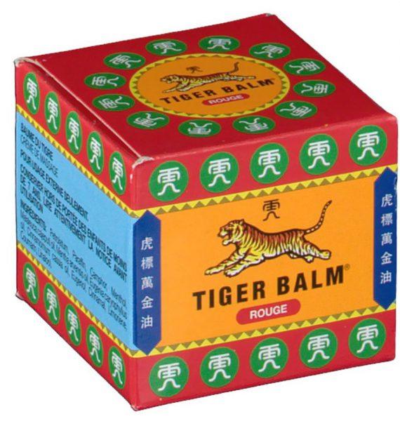 comment appliquer le baume du tigre rouge