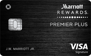 marriott rewards premier credit card application