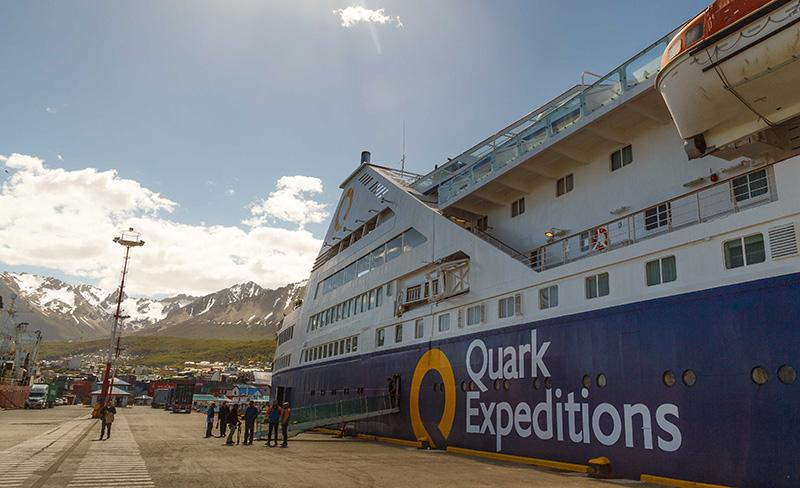 quark expedition staff member application antarctica
