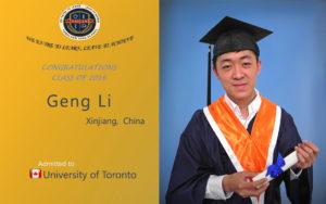 application fee for ryerson university international students