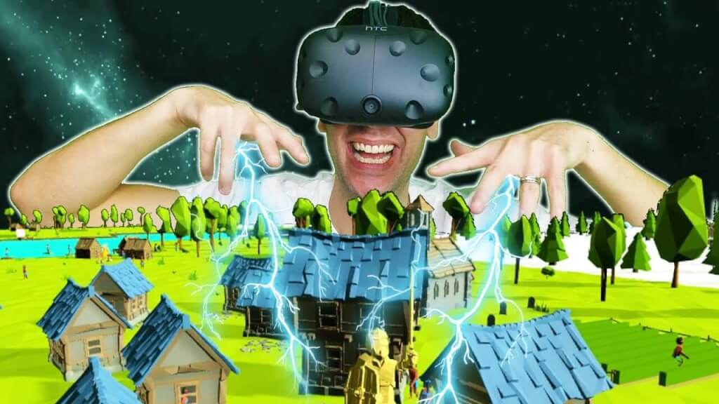 what platform for playing vr applications
