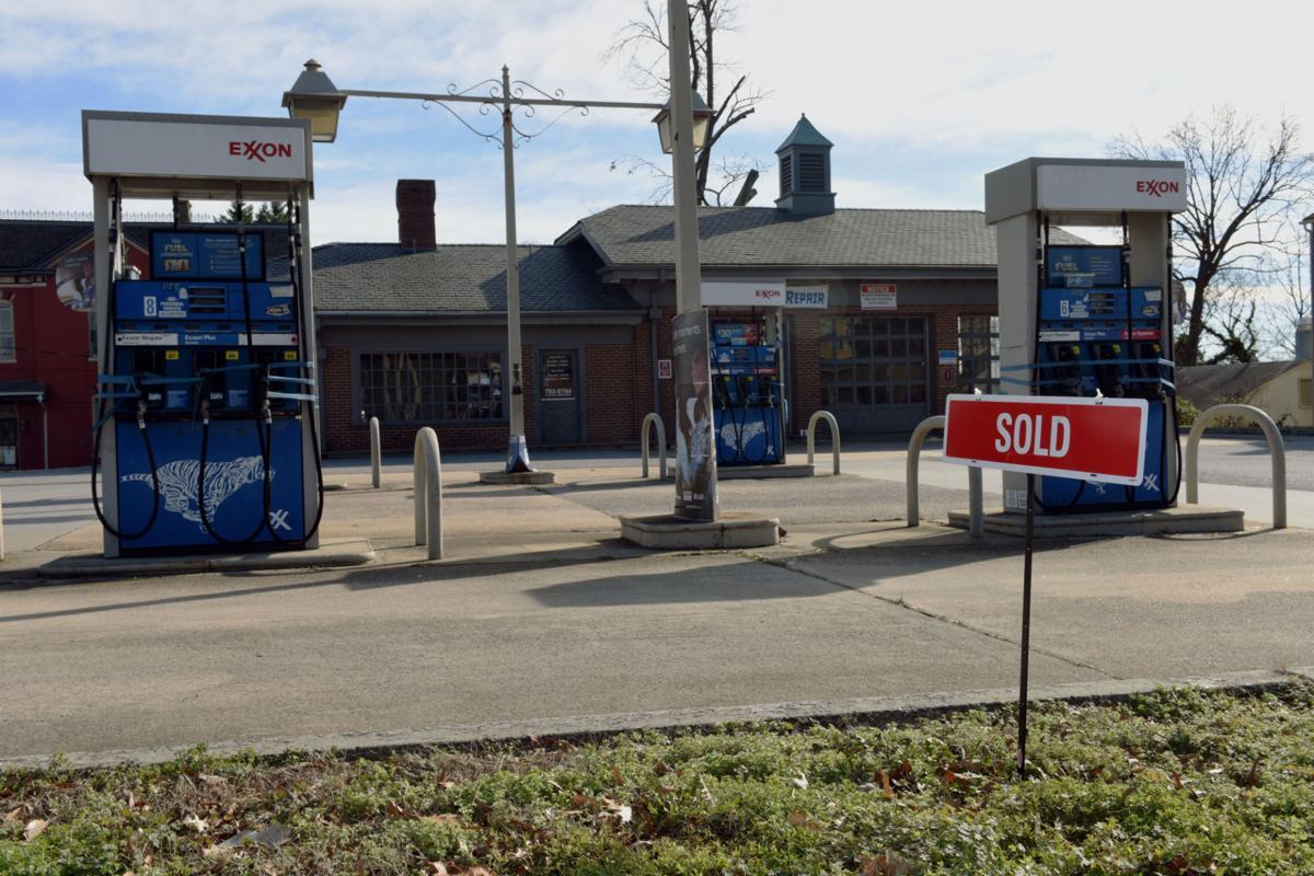 exxon gas station job application