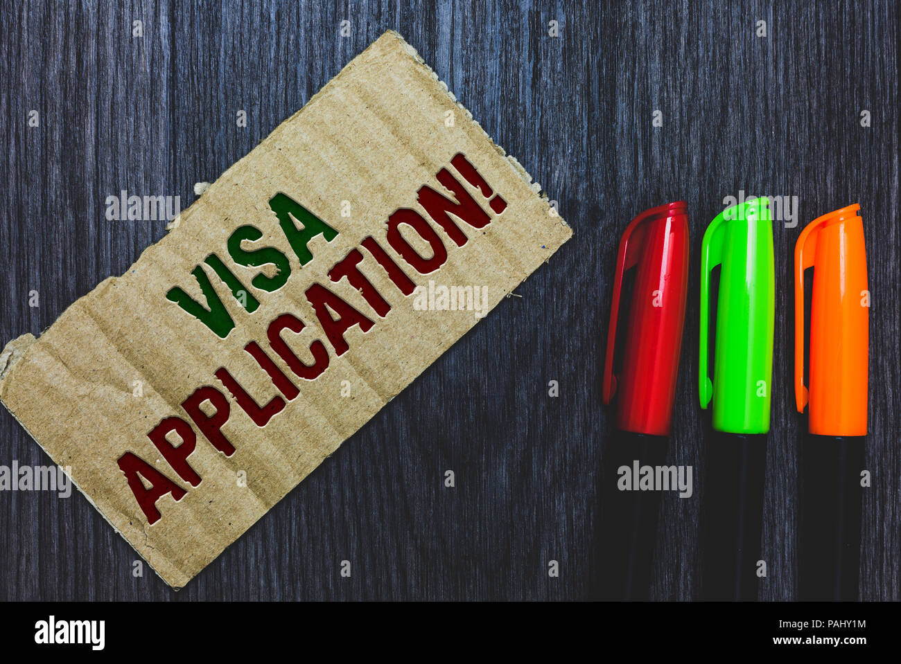 how to write a letter requesting information about visa application