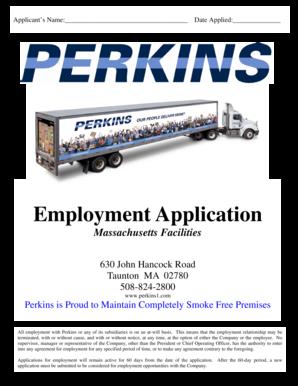 perkins online application lancaster ma