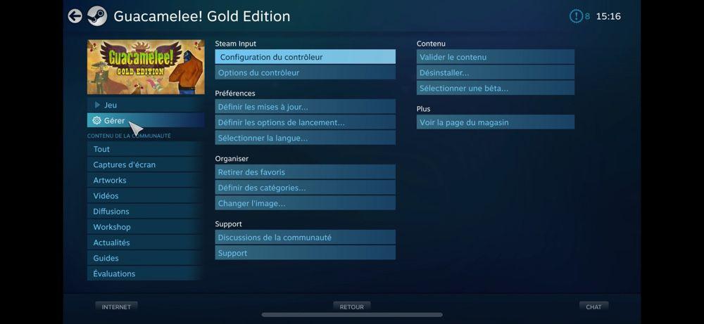 application gerer jeux video temps xbox