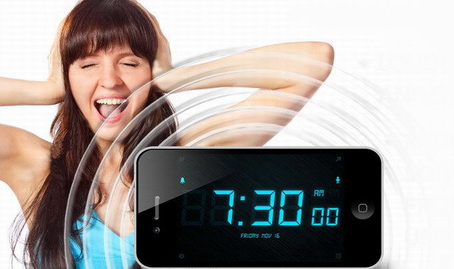 application iphone reveil cycle sommeil