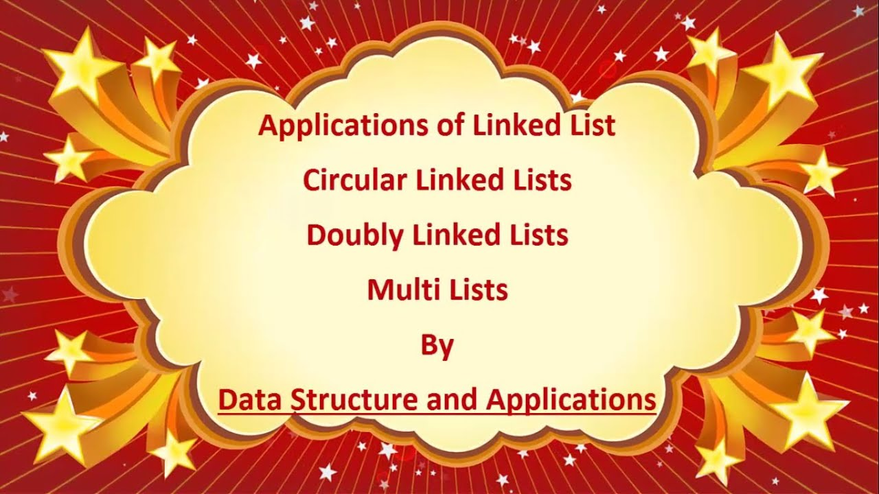 application of linked list in os