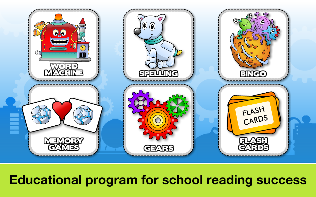 applications to learn english kids