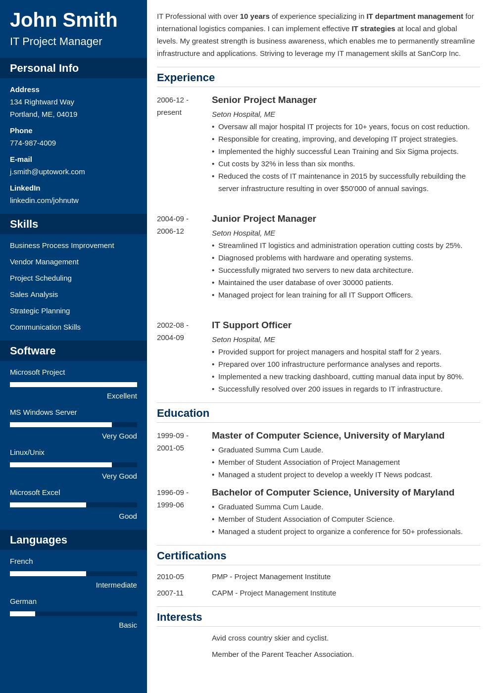art direction internship job application cover letter