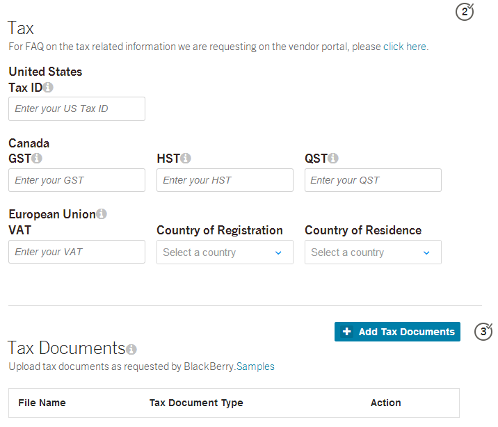 where to get a tax file number application form