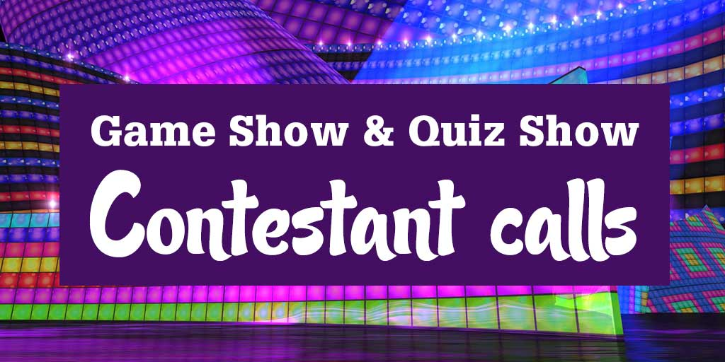 game show contestant applications uk