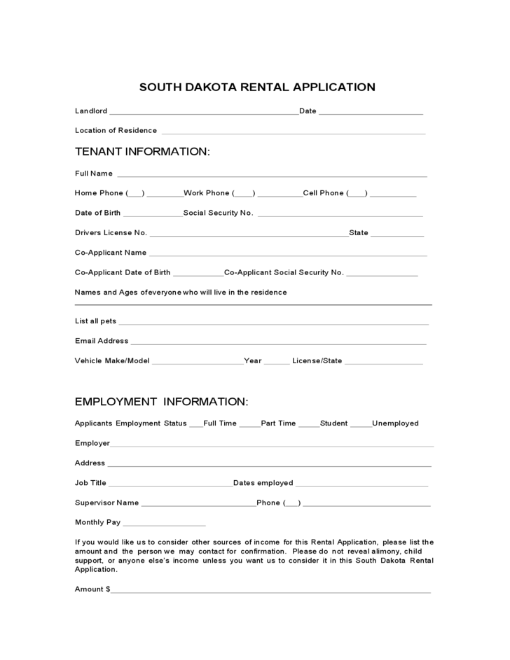 lease application form south africa
