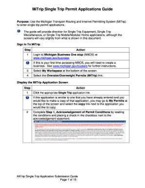 online oversize overweight permit applications ontario
