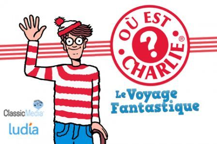 ou est charlie application ipad