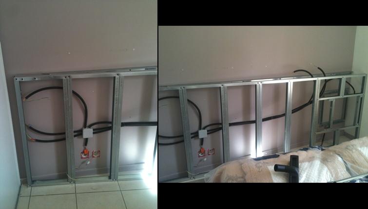 petit applique lanterne tete de lit