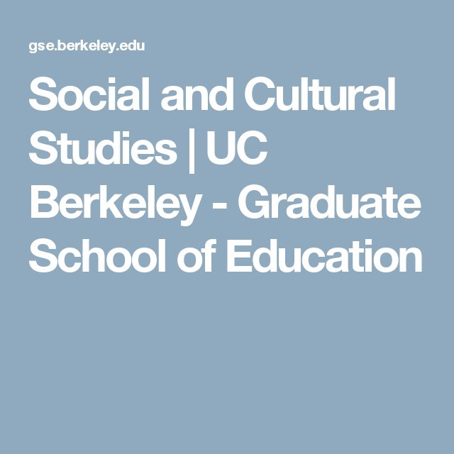 uc berkeley graduate school of education application