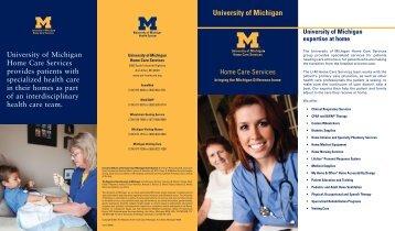 university of michigan irb application